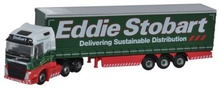 OXFORD 1:148 - VOLVO FH4 C/SIDE - EDDIE STOBART