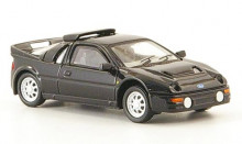 RICKO 1:87 - FORD RS 200 1986, BLACK