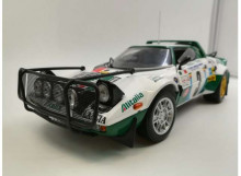 SUNSTAR 1:18 - LANCIA STRATOS HF 1975 #3 MUNARI SANDRO/DREWS LOFTY SAFARI RALLY