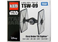 TOMICA TAKARA STAR WARS - STAR WARS TSW-09 FIRST ORDER TIE FIGHTER