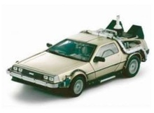 WELLY 1:24 - DELOREAN 1983 'BACK TO THE FUTURE II'