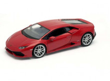 WELLY 1:24 - LAMBORGHINI HURACAN LP610-4 2015, RED