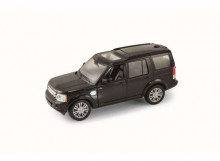 WELLY 1:24 - LAND ROVER DISCOVERY 2010, BLACK