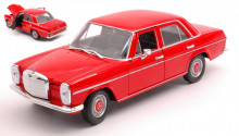 WELLY 1:24 - MERCEDES 220 (W115) RED