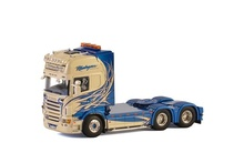 WSI 1:50 - Scania R Topline Showtruck Thurhagens Aker
