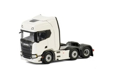WSI 1:50 - Scania S Highline CR20H 6x2 Twin steer