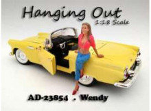 AMERICAN DIORAMA 1:18 - *HANGING OUT* WENDY