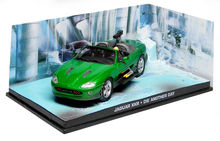ATLAS 1:43 - JAGUAR XKR JAMES BOND 'DIE ANOTHER DAY' 2002