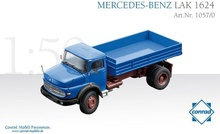 Conrad 1:50 - Mercedes LAK1624 Tipper - Blue