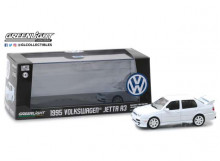 GREENLIGHT 1:43 - VOLKSWAGEN JETTA A3 1995, WHITE