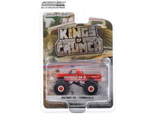 GREENLIGHT 1:64 - FORD F-250 1993 MONSTER TRUCK TERMINATOR III *KINGS OF CRUNCH SERIES 7*, RED