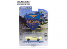 GREENLIGHT 1:64 - FORD MUSTANG 1967 CONVERTIBLE HIGH COUNTRY SPECIAL, ASPEN GOLD