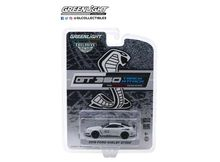 GREENLIGHT 1:64 - FORD MUSTANG SHELBY GT350 2016 FORD PERFORMANCE RACING SCHOOL GT350 TRACK ATTACK #10, AVALAN