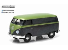 GREENLIGHT 1:64 - VOLKSWAGEN PANEL VAN , GREEN