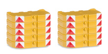 HERPA 1:87 - Accessory counterweight for Liebherr crawler crane LR 1600/2 (10 pieces)