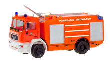 HERPA 1:87 - MAN M 90 TLF 'RANSBACH-BAUMBACH FIRE DEPARTMENT'