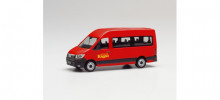HERPA 1:87 - MAN TGE bus high roof Circus Krone