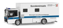 HERPA 1:87 - MERCEDES-BENZ ECONICBOX TRUCK 'SPECIAL ENVIRONMENTAL NORTH RHINE-WESTPHALIA POLICE DEPARTMENT'