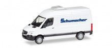 "HERPA 1:87 Mercedes-Benz sprinter box ""Spedition Schumacher"""
