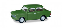 HERPA 1:87 - Trabant 601 S, green