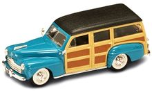 LUCKY DIECAST 1:43 - FORD WOODY STATION WAGEN 1948