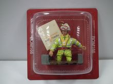 MAGAZINE MODELS 1:32 - FIREMAN-FLOOD DRESS-GARD-FRANCE-2012
