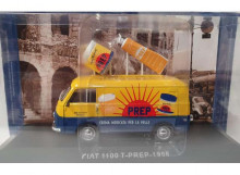 MAGAZINE MODELS 1:43 - FIAT 1100 T 1958 VAN *PREP*, YELLOW