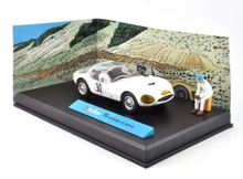 MAGAZINE MODELS 1:43 - PANAMERICANA #30 'MICHEL VAILLANT SERIES', WHITE