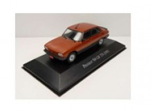 MAGAZINE MODELS 1:43 - PEUGEOT 504 GR TN 1985, RED