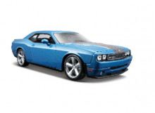 MAISTO 1:24 - DODGE CHALLENGER SRT8 2008, BLUE