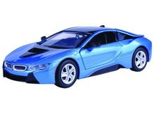 MOTOR MAX 1:24 - BMW I8 COUPE 2019, BLUE