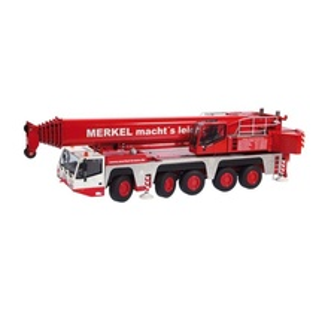 NZG 1:50 - Terex AC200-1 Mobile Crane - Merkel (WSL)
