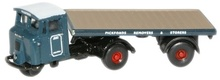 OXFORD 1:148 (N) - Pickfords Flatbed Trailer