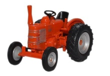 OXFORD 1:76 (00) - Orange Field Marshall Tractor