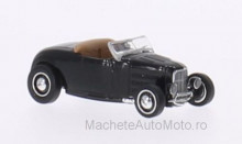 RICKO 1:87 - FORD DEUCE, BLACK