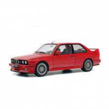 SOLIDO 1:18 - BMW M3 SPORT EVO 1990, RED