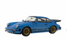 SOLIDO 1:18 - PORSCHE 911 CARRERA 3.0 COUPE 1984 MINERVA BLUE