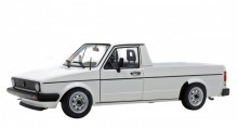 SOLIDO 1:18 - VW CADDY MK1 1982 WHITE