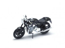 WELLY 1:18 - NORTON COMMANDO 961 SE, BLACK