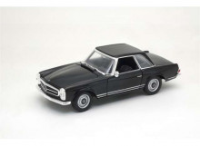 WELLY 1:24 - MERCEDES-BENZ 230SL, BLACK