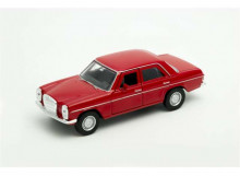 WELLY 1:34 - MERCEDES BENZ 220, RED