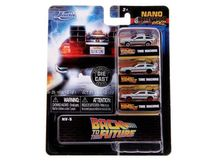 JADA NANO - BACK TO THE FUTURE NANO HOLLYWOOD RIDES 3-PACK