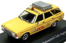 ATLAS 1:43 - DODGE 1500 RURAL ACA 1978 - SERVICE VEHICLES