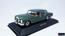 ATLAS 1:43 - MERCEDES BENZ 600 1964, GREEN
