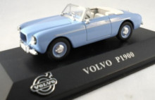 ATLAS 1:43 - VOLVO P1900, LIGHT BLUE