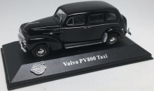 ATLAS 1:43 - VOLVO P800 TAXI, BLACK