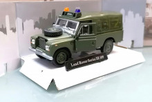 CARARAMA 1:43 - LAND ROVER SERIES III SOFT TOP