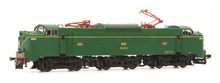 Electrotren HO (1:87) - RENFE, Electric locomotive class 278 017-9 , with single-arm pantographs