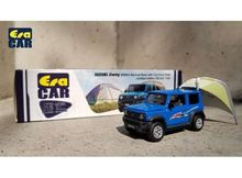 ERA 1:64 - SUZUKI JIMNY 2019 SIERRA REVIVAL STYLE WITH OUTDOOR PARTS, BLUE