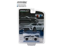 GREENLIGHT 1:64 - 2017 CHEVROLET CAMARO SS 'GENERAL MOTORS SERIES 2', SILVER/BLACK METALLIC